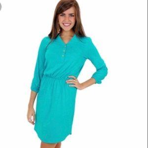 Lilly Pulitzer Beckett Shirt Dress, Size L
